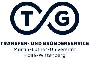 Das neue Logo des Transfer- und Gründerservice der MLU. Quelle: MLU.