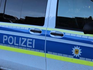 Bundespolizei Auto Polizei Bahnhof