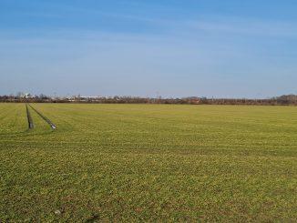 Feld Acker Landwirtschaft