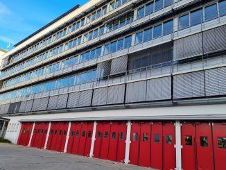 Feuerwehr Halle-Neustadt Wache