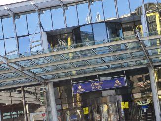 Flughafen Leipzi/Halle Terminal