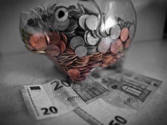 Banknoten Geld