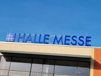 Messe Halle (Saale)