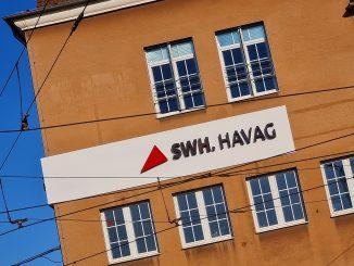 HAVAG Straßenbahn ÖPNV