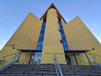 Justizzentrum Halle Gericht
