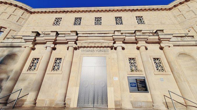 Landesmuseum Himmelsscheibe Nebra Ausstellung Archäologie Halle Sonderausstellung