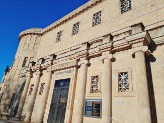 Museum Ausstellung Archäologie Himmelsscheibe Landesmuseum Vorgeschichte Vorzeit Nebra