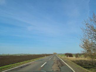 Landstrasse Straße