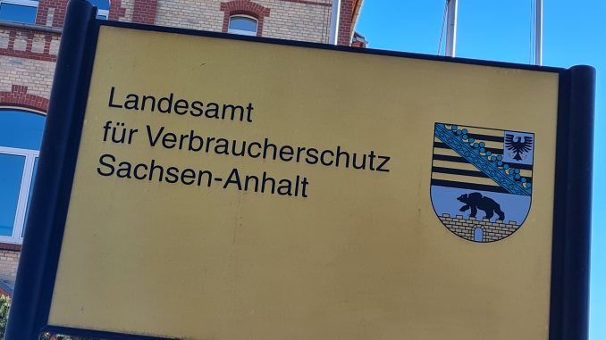 LAV Sachsen-Anhalt Landesamt für Verbraucherschutz Verbraucher