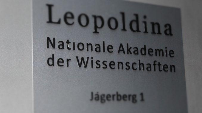 Leopoldina Akademie Wissenschaft Forschung