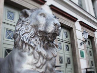 Löwengebäude Universität