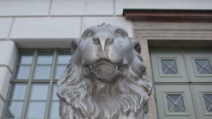 Martin-Luther-Universität Löwengebäude Studium
