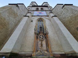 Markt Kirche Luther