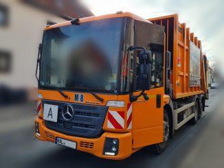 Müll Entsorgung Stadtwerke HWS