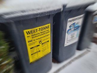 Müll Tonne Entsorgung