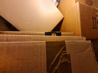 Pakete Logistik Versand