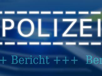 Polizei Bericht