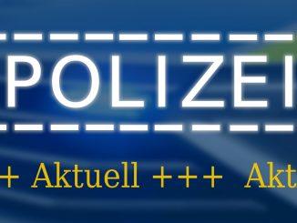 Aktuell Polizei