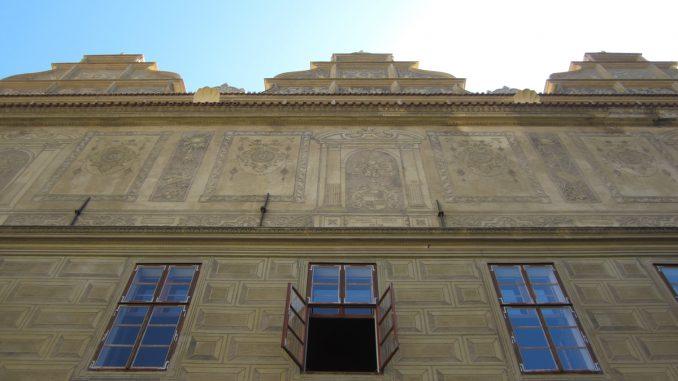 Schloss Fassade