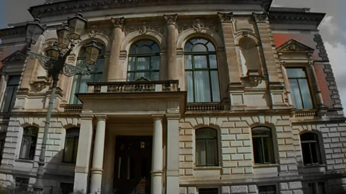 Staatskanzlei Magdeburg