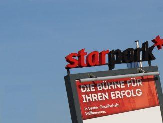 Starpark Halle Industrie Gewerbe