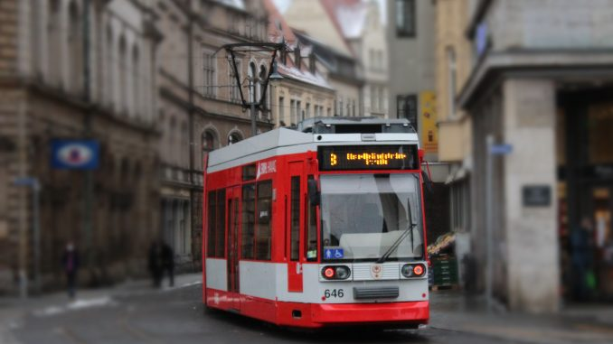 Straßenbahn HAVAG