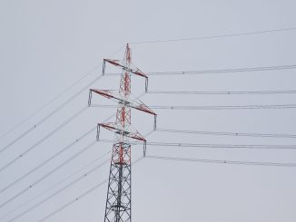 Strom Strommast Energie EVH