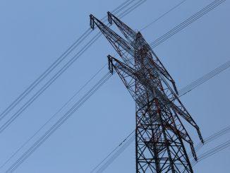 Strom Leitung Energie EVH