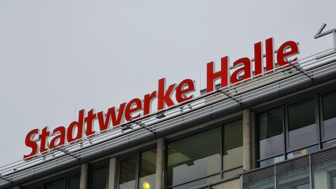 Stadtwerke Halle Spitze SWH
