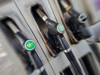 Tankstelle Benzin