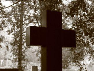 Trauer Gedenken Friedhof