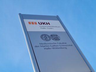 UKH Iniversitätsklinikum Universitätsmedizin Krankenhaus MLU