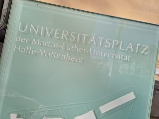 MLU Martin-Luther-Universität Studium Uniplatz
