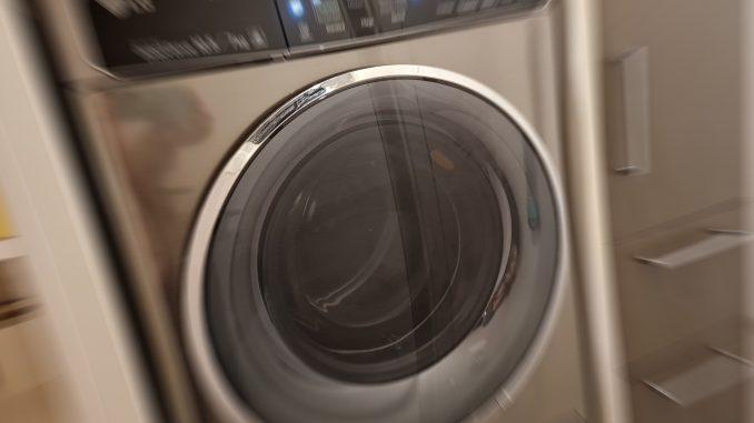 Waschmaschine Strom Energie Haushalt