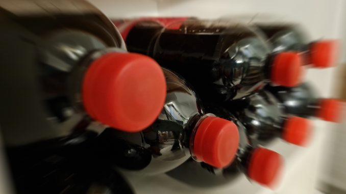 Cola Flaschen