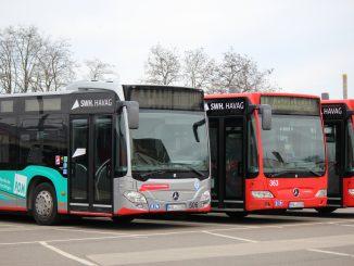 HAVAG Bus SEV