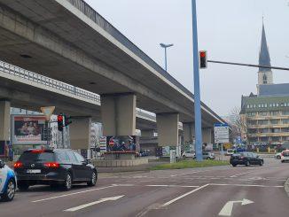 Knoten Glauchaer Platz