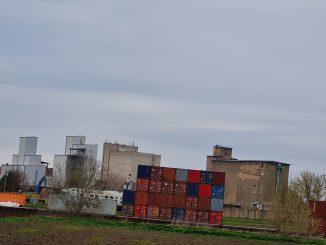 Hafen Container