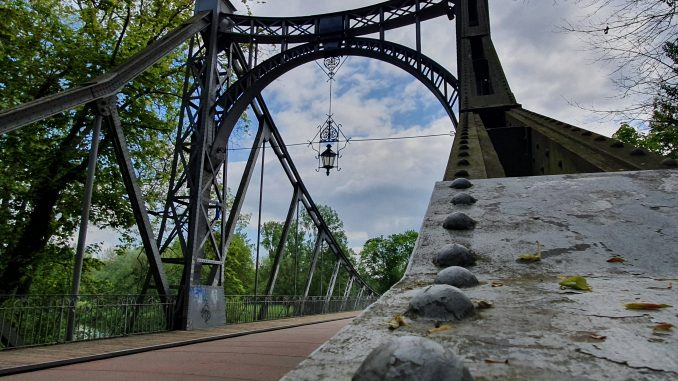 Brücke Saale