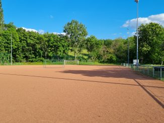 Fußballplatz
