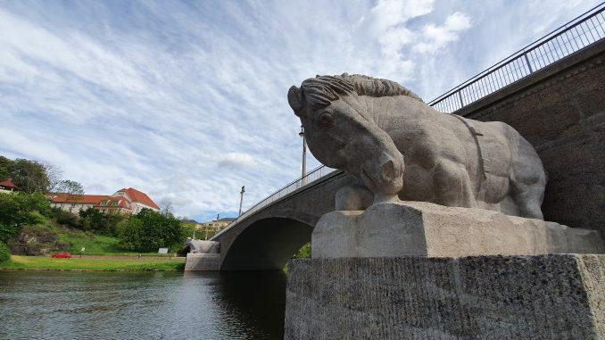 Burg Giebichenstein Brücke