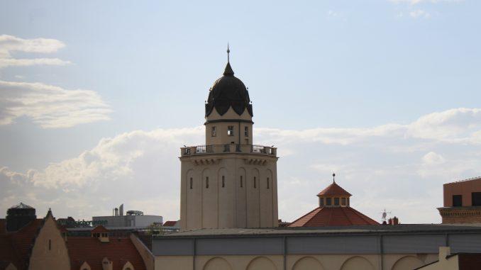 Turm Stadtbad