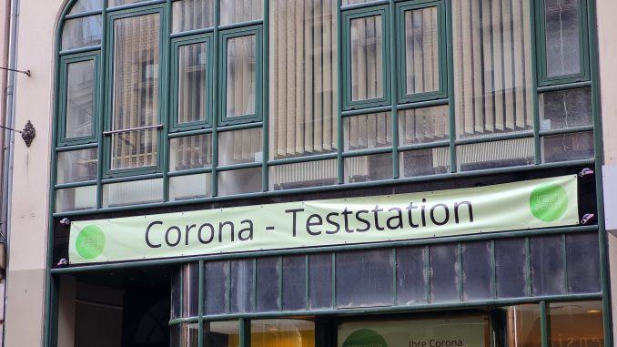 Corona Schnelltest