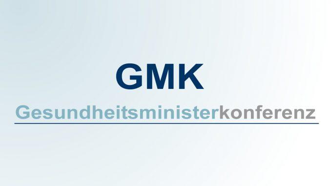 GMK Gesundheitministerkonferenz