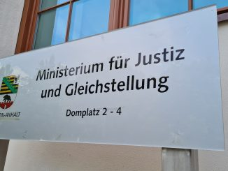 Ministerium für Justiz und Gleichstellung
