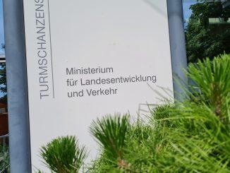 Ministerium für Landesentwicklung und Verkehr