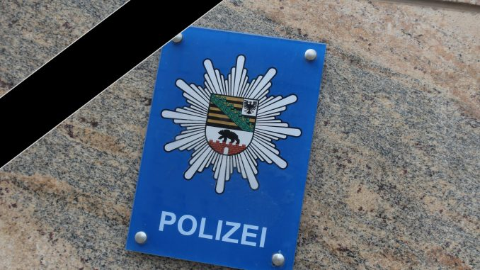 Polizei Trauer