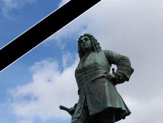 Trauer Halle (Saale) Händel