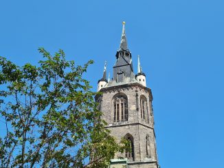 Roter Turm Halle