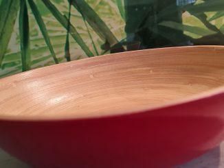 Bambusschüssel